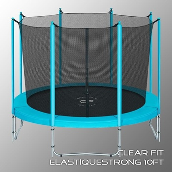 Батут Clear Fit ElastiqueStrong 10ft