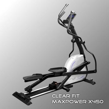 Эллиптический тренажер Clear Fit MaxPower X450